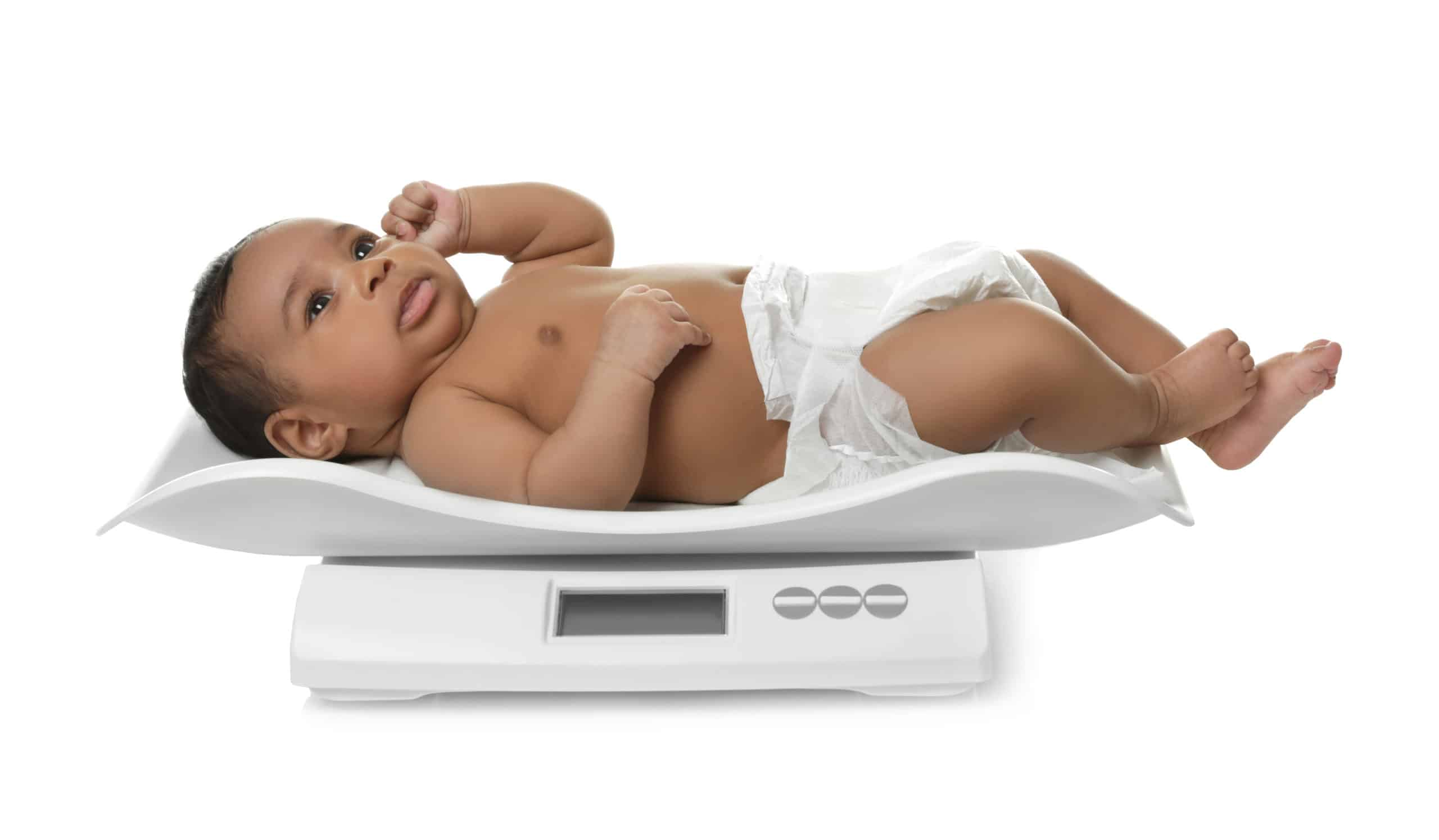 Weighing a Black Baby