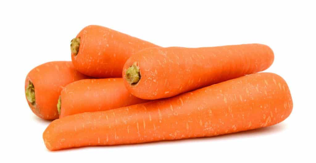 Nigerian foods that boost breast milk production - carrots