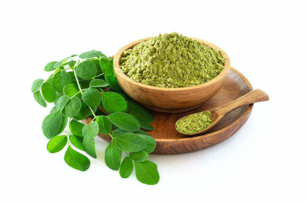 Nigerian foods that boost breast milk production - moringa
