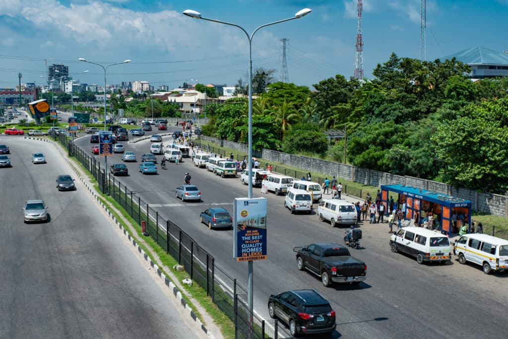 Imagine suffering from nausea and vomitting in pregnancy every day and having to brave Lagos traffic!
