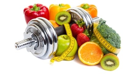 Regular Diet and Exercise is essential for healthy living