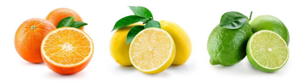 Oranges and Lemons are natural remedies for nausea in pregnancy