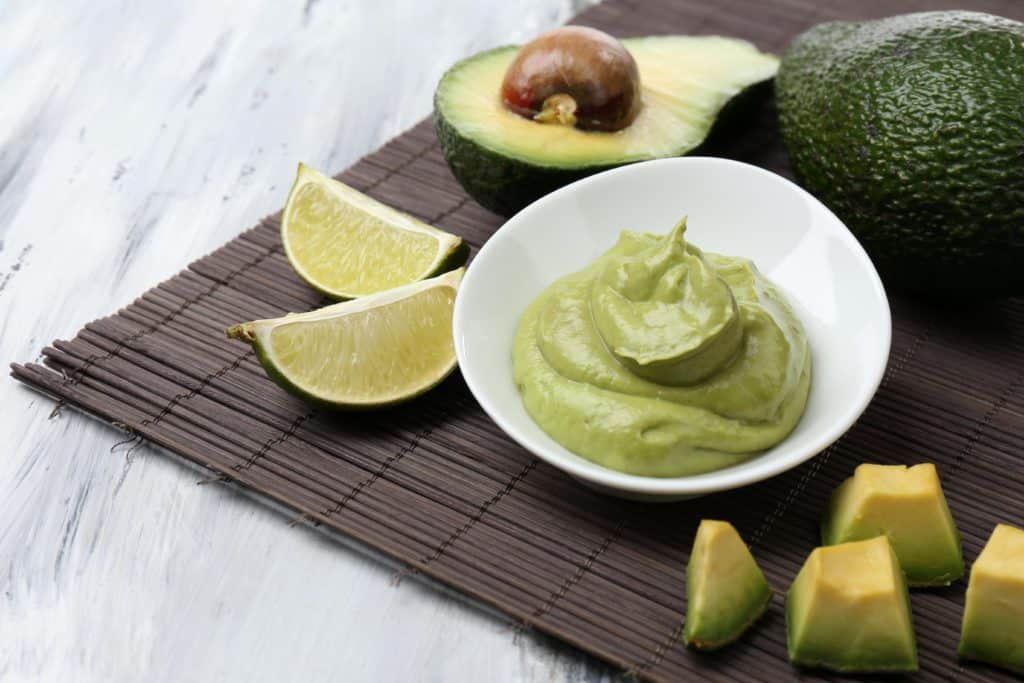 Avocados contain omega-3 fatty acids which are very good for the heart.