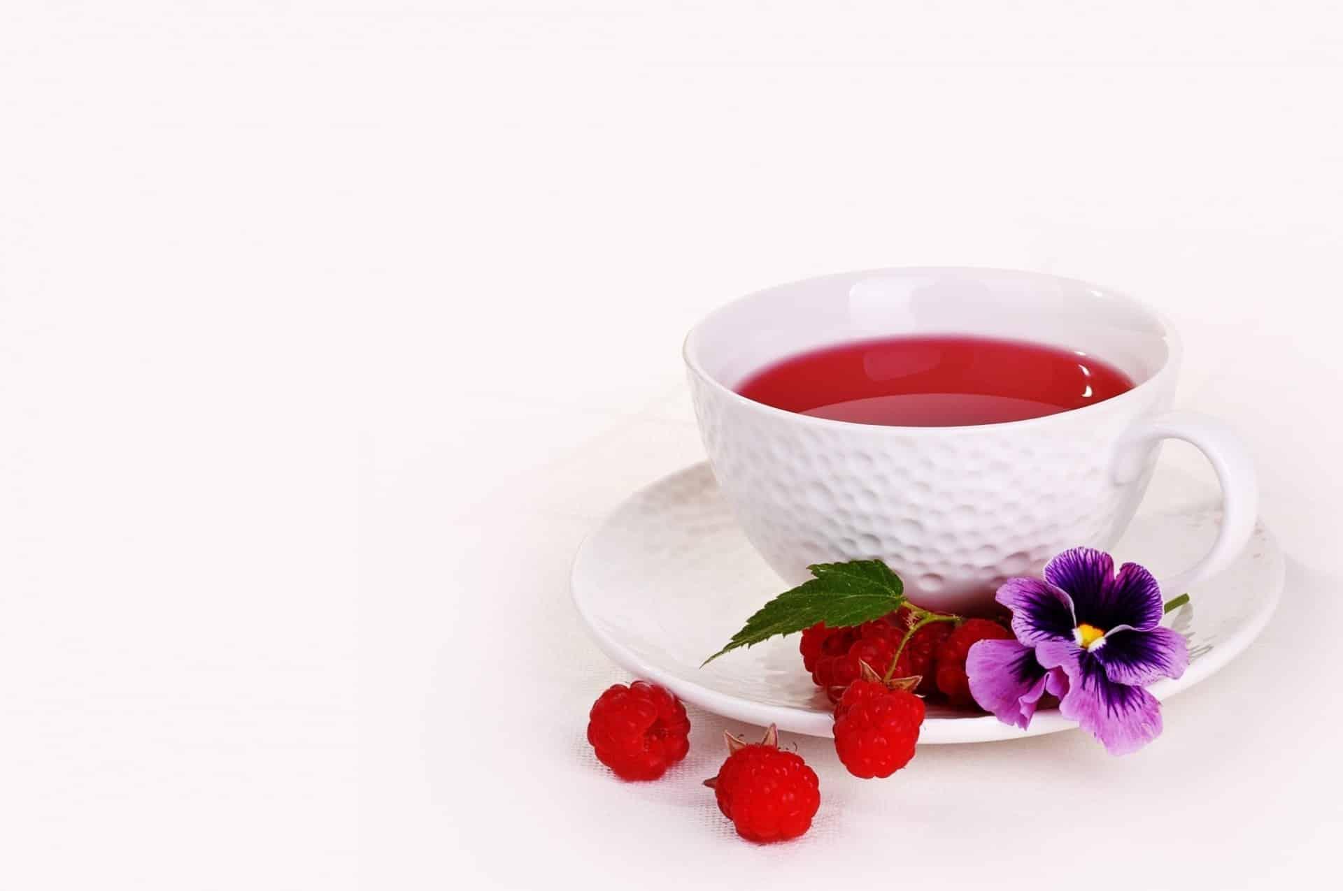 Benefits of raspberry tea