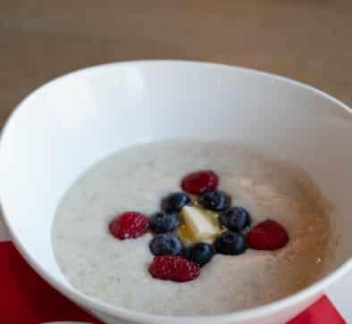 baby food recipe oatmeal